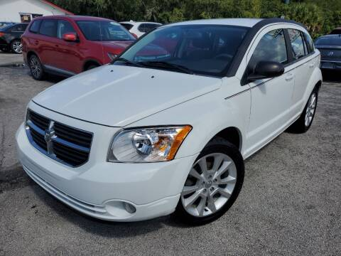 2011 Dodge Caliber for sale at Mars auto trade llc in Kissimmee FL