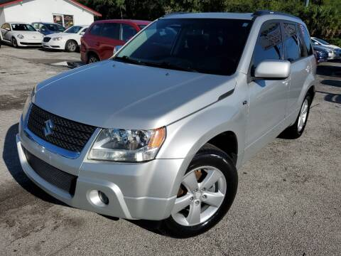 2009 Suzuki Grand Vitara for sale at Mars auto trade llc in Kissimmee FL