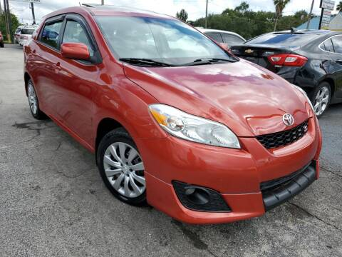 2009 Toyota Matrix for sale at Mars auto trade llc in Kissimmee FL