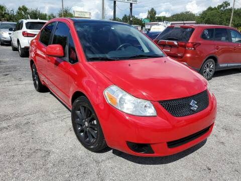 2011 Suzuki SX4 for sale at Mars auto trade llc in Kissimmee FL