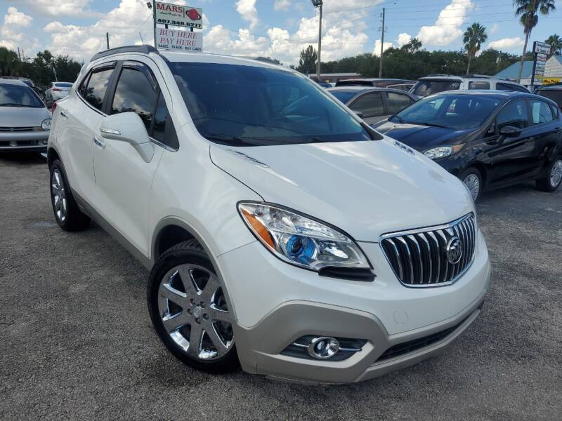 2014 Buick Encore for sale at Mars auto trade llc in Kissimmee FL