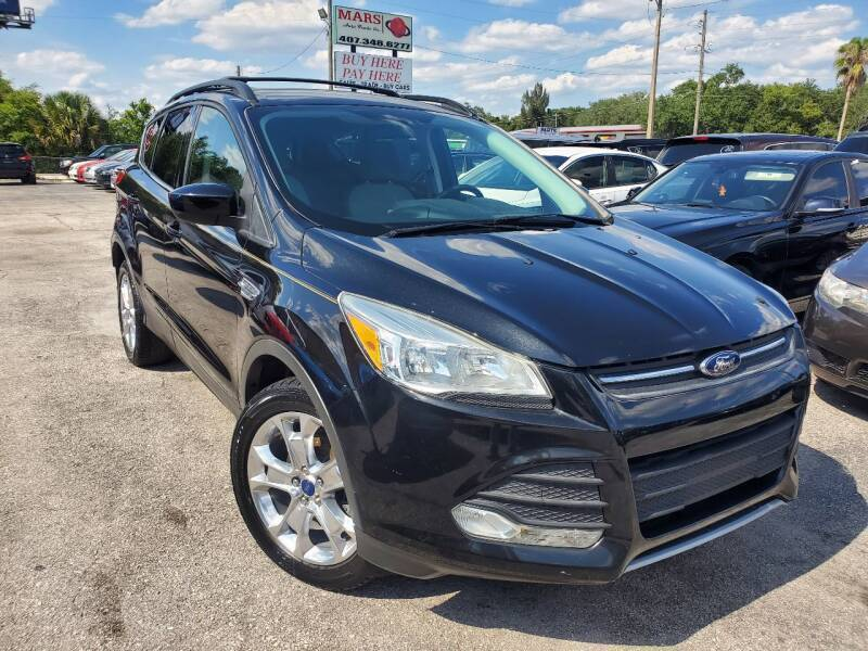 2013 Ford Escape for sale at Mars auto trade llc in Kissimmee FL
