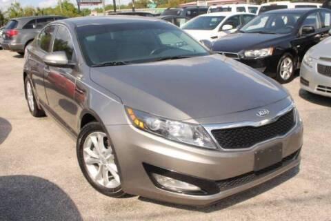 2013 Kia Optima for sale at Mars auto trade llc in Kissimmee FL