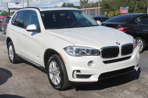 2014 BMW X5 for sale at Mars auto trade llc in Kissimmee FL