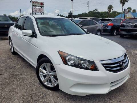 2012 Honda Accord for sale at Mars auto trade llc in Kissimmee FL