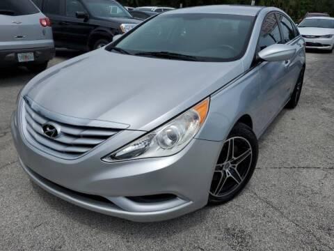 2011 Hyundai Sonata for sale at Mars auto trade llc in Kissimmee FL