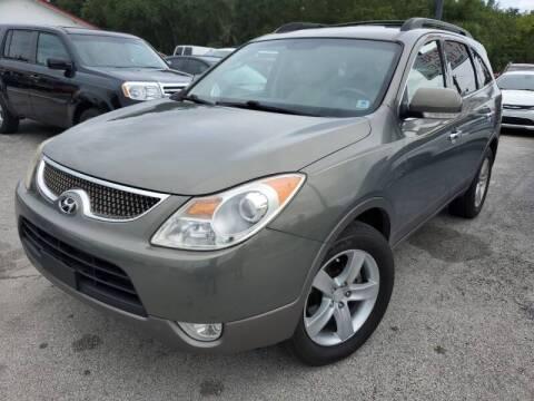 2008 Hyundai Veracruz for sale at Mars auto trade llc in Kissimmee FL