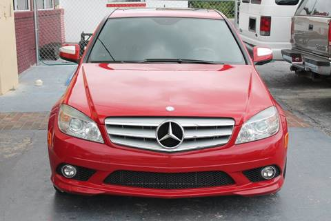 2009 Mercedes-Benz C-Class for sale in Kissimmee, FL
