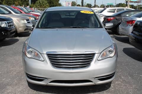 2011 Chrysler 200 for sale in Kissimmee, FL