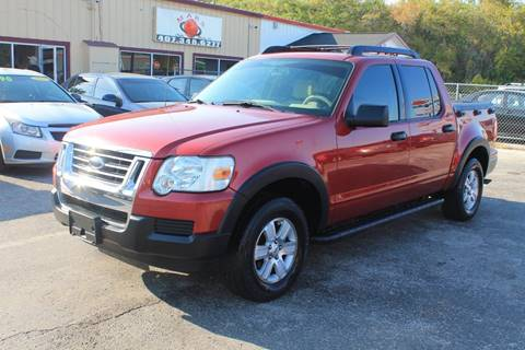 2007 Ford Explorer Sport Trac for sale in Kissimmee, FL