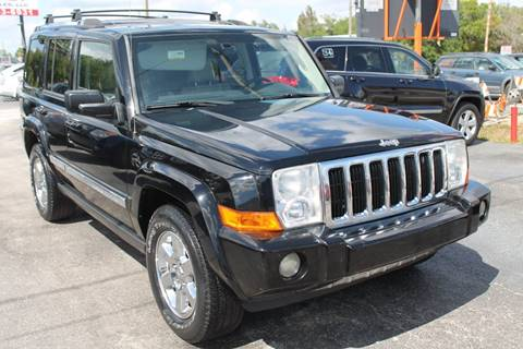 2007 Jeep Commander for sale in Kissimmee, FL