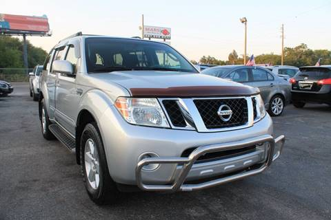 2008 Nissan Pathfinder for sale in Kissimmee, FL