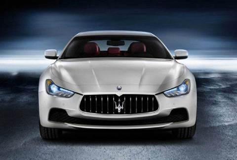 Maserati ghibli for sale