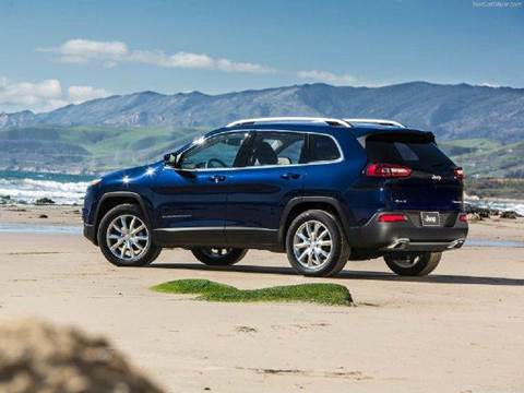 2015 Jeep Cherokee for sale in Brooklyn, NY