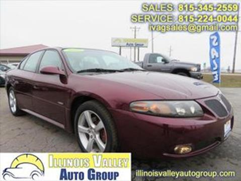 2005 Pontiac Bonneville for sale in Peru, IL
