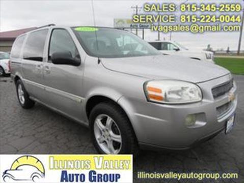 2005 Chevrolet Uplander for sale in Peru, IL
