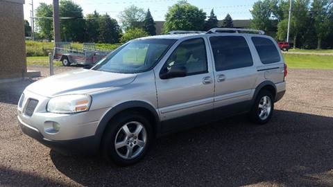 2006 Pontiac Montana SV6 for sale in Sioux Falls, SD