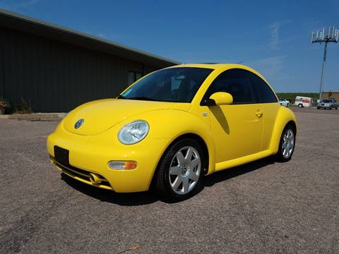 2002 Volkswagen New Beetle for sale in Sioux Falls, SD