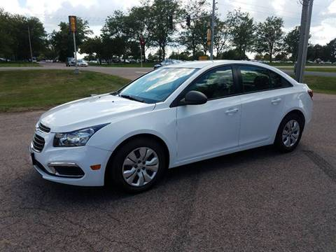 2015 Chevrolet Cruze for sale in Sioux Falls, SD