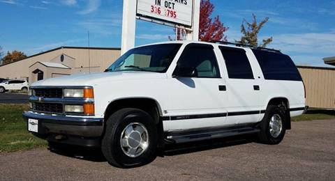 1999 Chevrolet Suburban for sale in Sioux Falls, SD