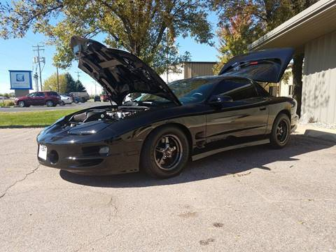 2001 Pontiac Firebird for sale in Sioux Falls, SD