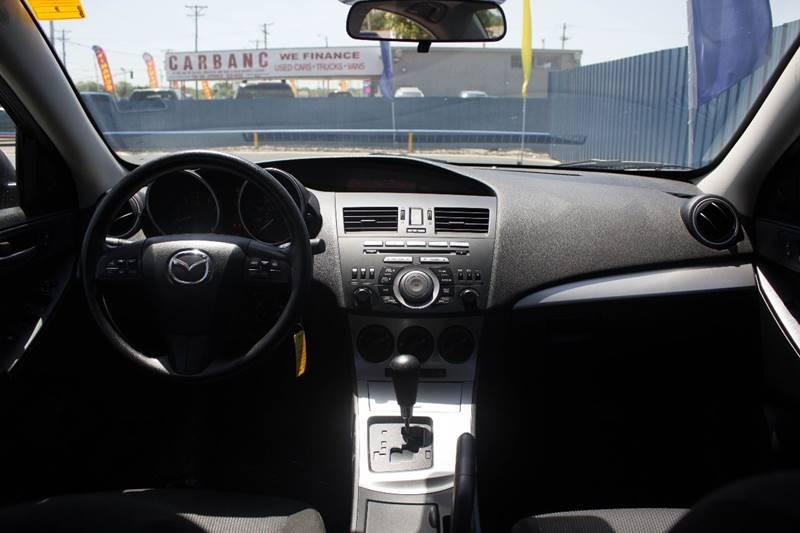 2011 Mazda MAZDA3 for sale at Easy Credit Auto Sales, Inc. in Wichita KS