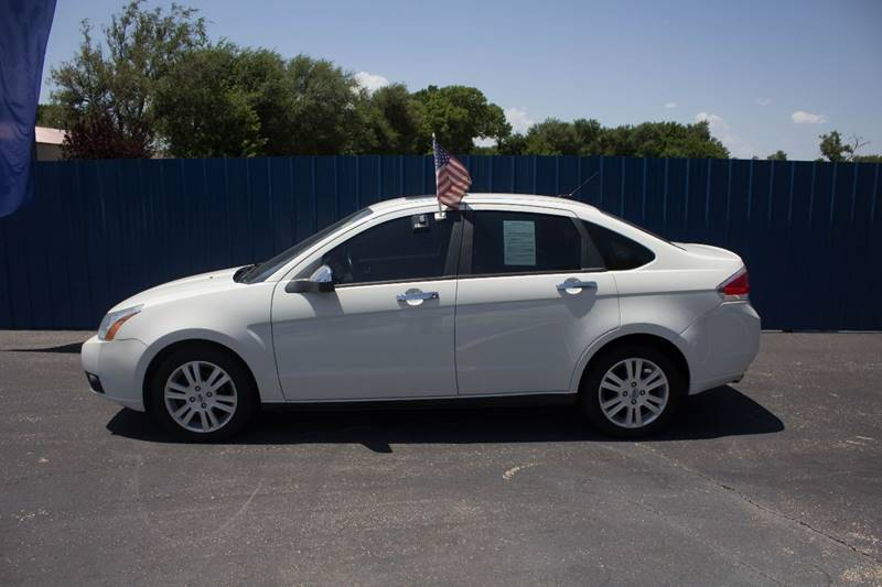 2010 Ford Focus for sale at Easy Credit Auto Sales, Inc. in Wichita KS