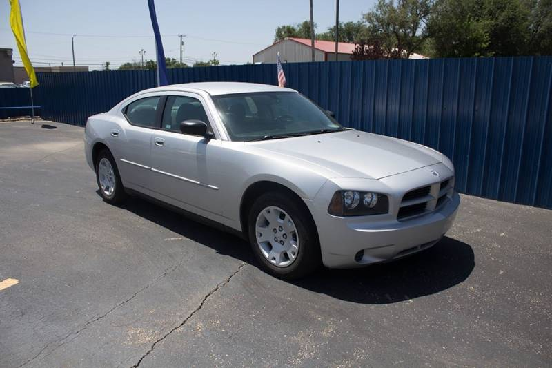 2007 Dodge Charger for sale at Easy Credit Auto Sales, Inc. in Wichita KS