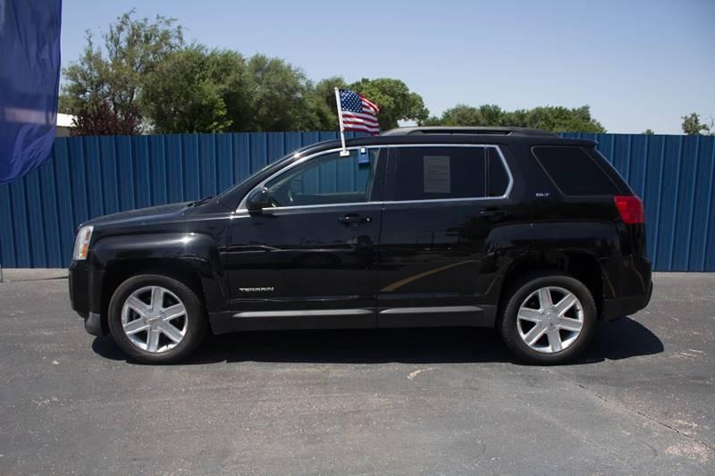 2010 GMC Terrain for sale at Easy Credit Auto Sales, Inc. in Wichita KS