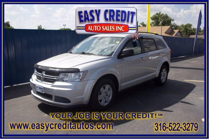 2012 Dodge Journey for sale at Easy Credit Auto Sales, Inc. in Wichita KS