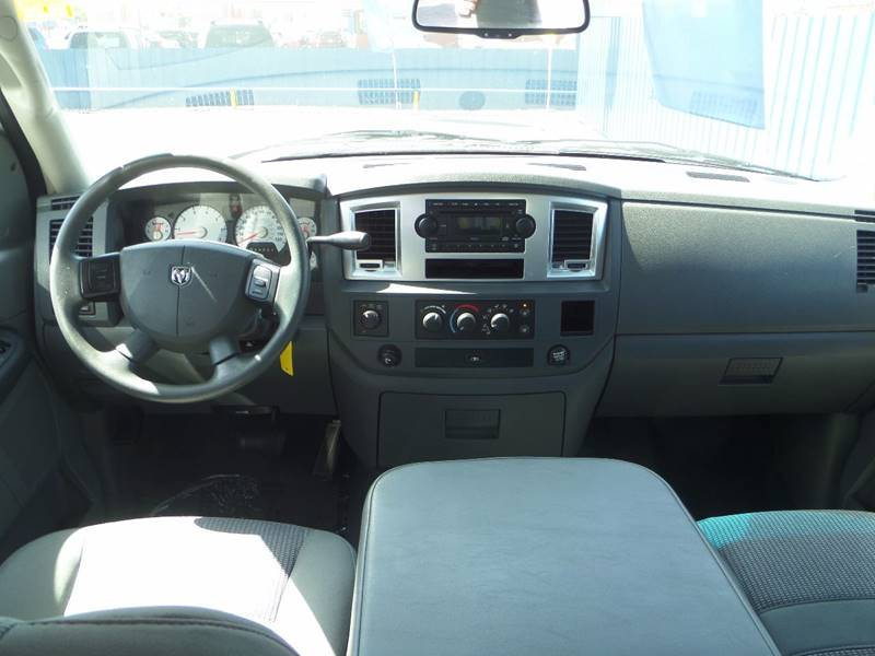 2008 Dodge Ram Pickup 1500 for sale at Easy Credit Auto Sales, Inc. in Wichita KS