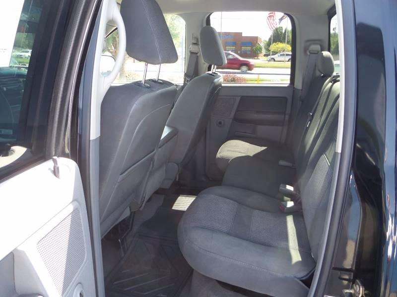 2006 Dodge Ram Pickup 1500 for sale at Easy Credit Auto Sales, Inc. in Wichita KS