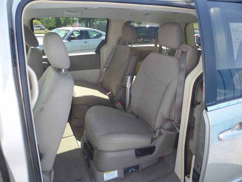2008 Chrysler Town and Country for sale at Easy Credit Auto Sales, Inc. in Wichita KS
