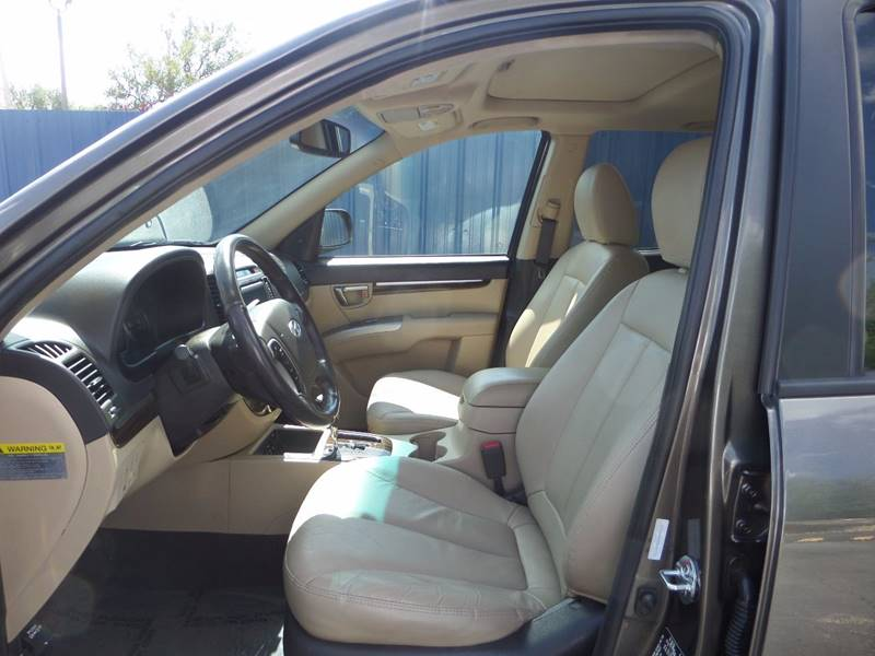 2012 Hyundai Santa Fe for sale at Easy Credit Auto Sales, Inc. in Wichita KS