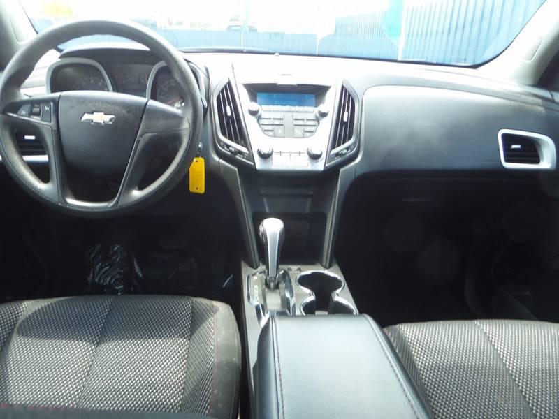 2010 Chevrolet Equinox for sale at Easy Credit Auto Sales, Inc. in Wichita KS