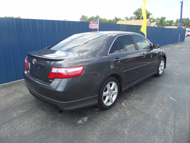 2009 Toyota Camry for sale at Easy Credit Auto Sales, Inc. in Wichita KS