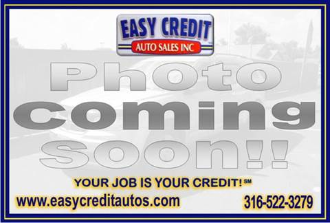 2015 Chrysler 200 for sale at Easy Credit Auto Sales, Inc. in Wichita KS