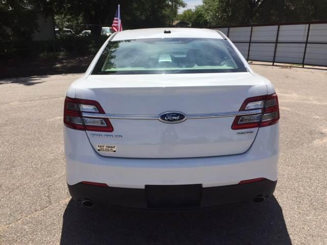 2013 Ford Taurus SE 4dr Sedan - Wichita KS