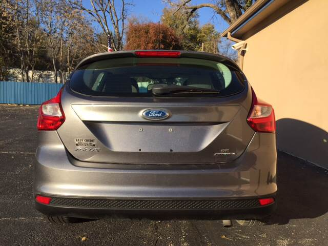 2013 Ford Focus SE 4dr Hatchback - Wichita KS