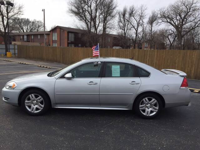 2012 Chevrolet Impala LT Fleet 4dr Sedan - Wichita KS