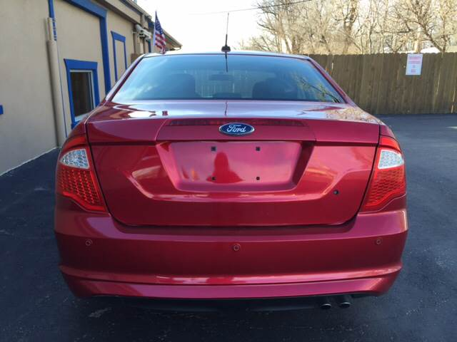 2012 Ford Fusion SE 4dr Sedan - Wichita KS
