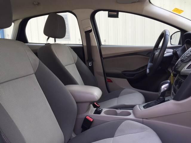 2012 Ford Focus SE 4dr Sedan - Wichita KS