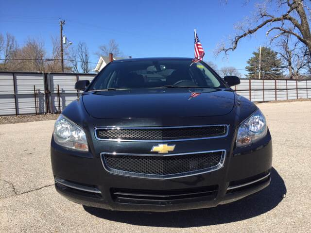 2011 Chevrolet Malibu LT 4dr Sedan w/1LT - Wichita KS