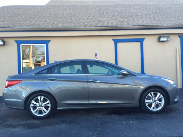 2011 Hyundai Sonata Limited 4dr Sedan - Wichita KS