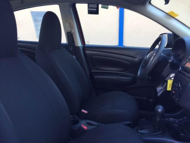 2015 Nissan Versa 1.6 S 4dr Sedan 4A - Wichita KS