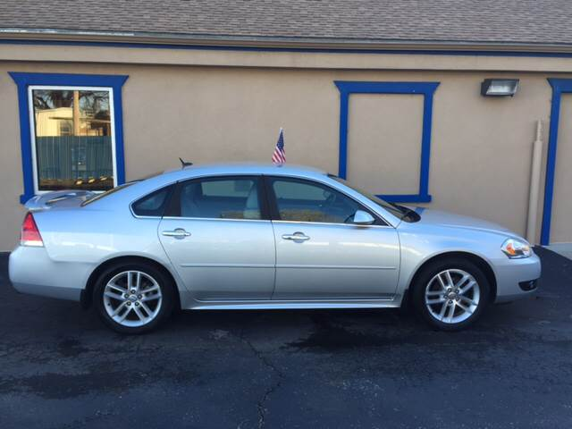 2013 Chevrolet Impala LTZ 4dr Sedan - Wichita KS