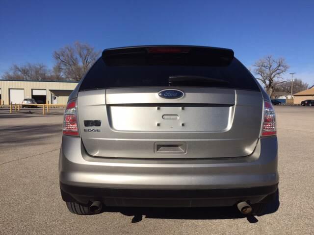 2008 Ford Edge SE 4dr SUV - Wichita KS