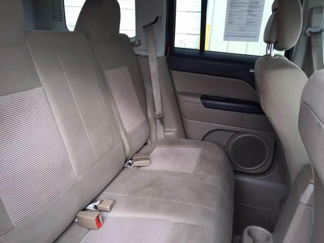 2014 Jeep Patriot Sport 4dr SUV - Wichita KS