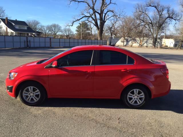 2014 Chevrolet Sonic LT Auto 4dr Sedan - Wichita KS