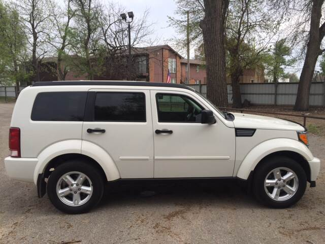 2007 Dodge Nitro SLT 4dr SUV - Wichita KS